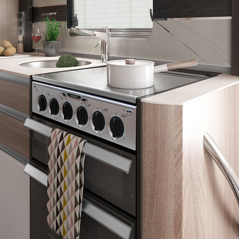 Kon-Tiki 649 Oven And Hob