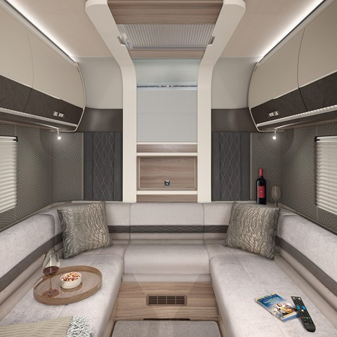Kon-Tiki 649 Rear Lounge