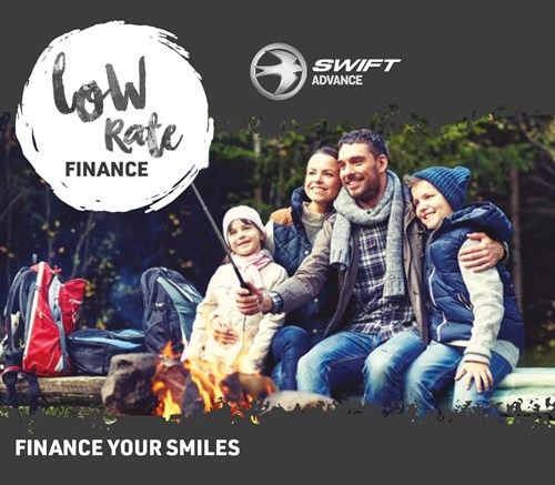 Low rate finance from Swift Advance