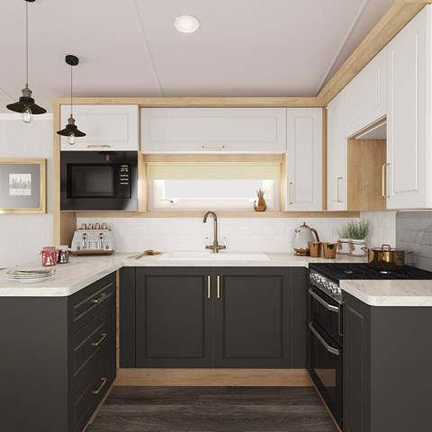 Bordeaux 38 X 12 2B Kitchen
