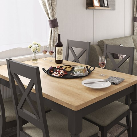Bordeaux 38 X 12 2B Dining