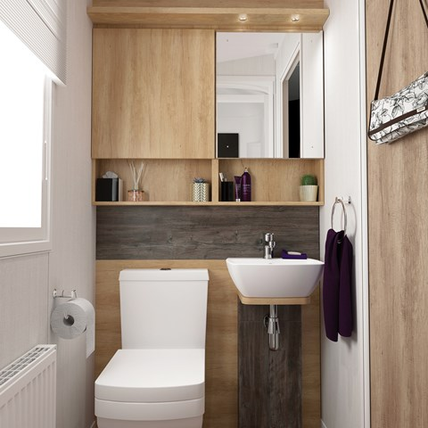 Bordeaux Escape 38 x 12 2B Washroom