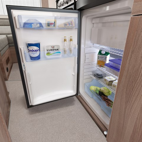 Escape Compact C404 Fridge