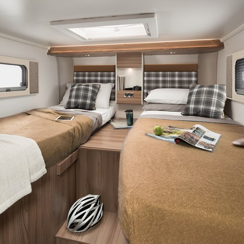 Escape 684 Twin Beds