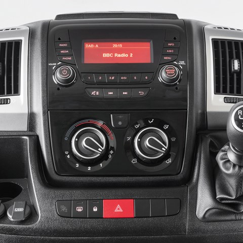 Select Silver Techno Dash Kit