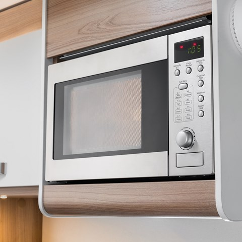 Escape Compact Microwave