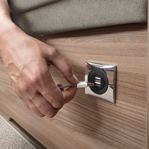 Escape Compact USB Socket