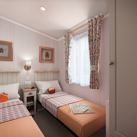 Vendee Twin Beds