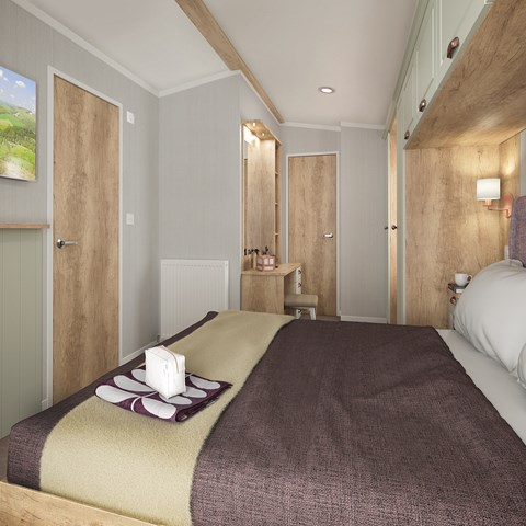 Vendee Master Bed View 1