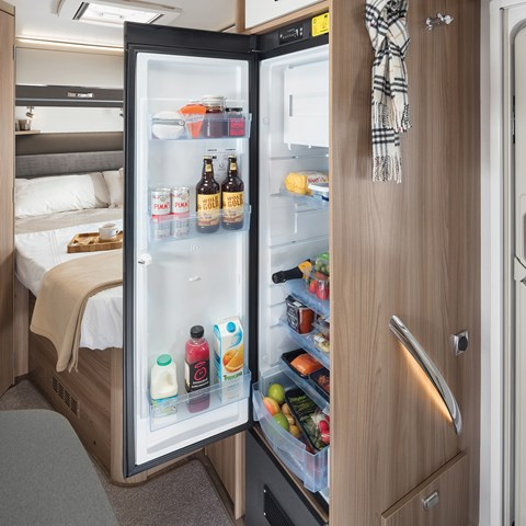 Kon-Tiki Sport 560 Dometic Fridge