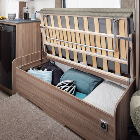 Escape Underbed Storage
