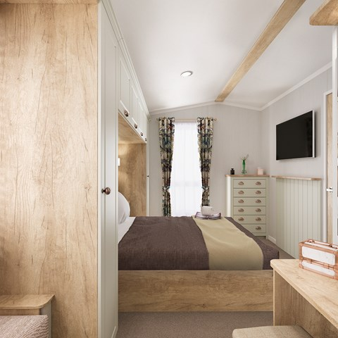 Vendee Master Bed View 2