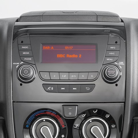 Escape Compact DAB Radio