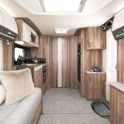 Elegance Grande 850 Front To Rear
