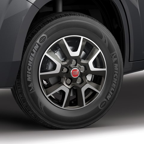 Select Alloy Wheel