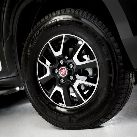 Kon-Tiki Sport Alloy Wheel