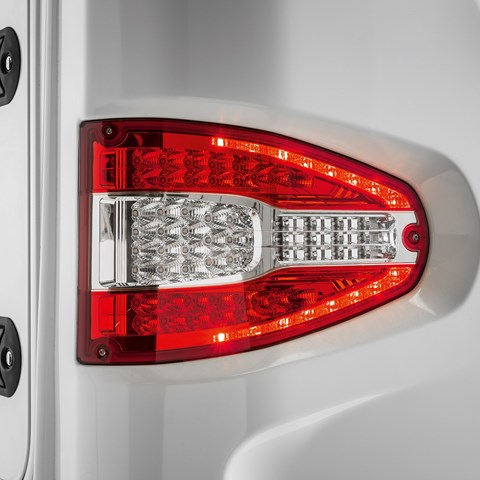 Escape Compact LED Rear Light Cluster