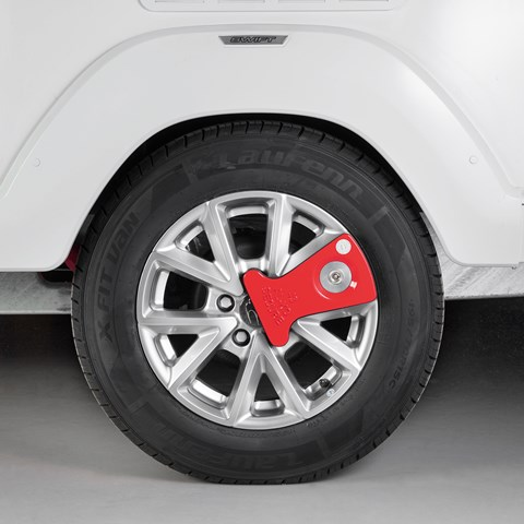 Elegance Grande Alloy Wheel With AL KO Wheel Lock